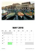 photo calendar mensuel